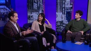 "Theater Talk - ""The Band's Visit"" Actors / Ted Chapin on Lyrics&Lyricists"