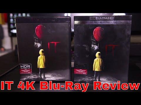 IT 4K Blu-Ray Review