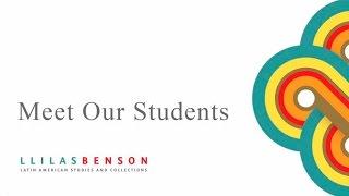 LLILAS Benson Students thumbnail
