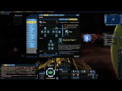 Star Trek Online - Teacher's Corner - Pilot Specialization Tree