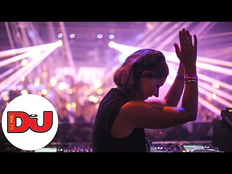 Anja Schneider LIVE from Space Ibiza