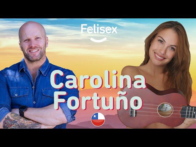 Entrevista a la actriz Carolina Fortuno sobre felicidad y sexualidad ✅