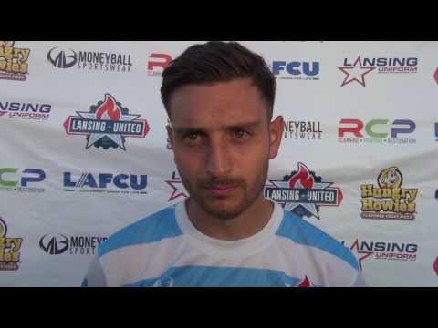 Lansing United 0-2 Grand Rapids FC postgame reaction