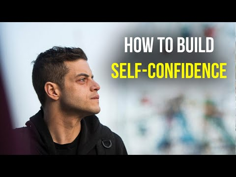 How To Build Your Self Confidence ! Motivational Video