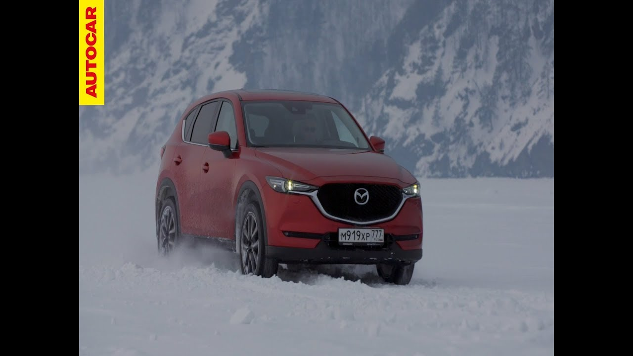 Over Het Baikalmeer In Siberië Per Mazda Cx 5 Autocar Nl Youtube
