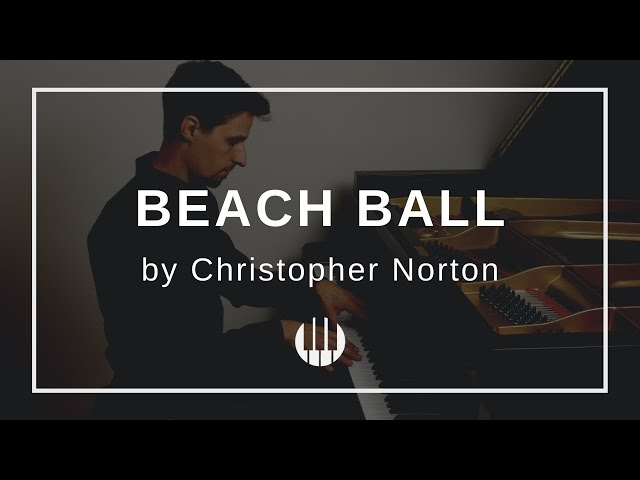 Beach Ball by Christopher Norton
