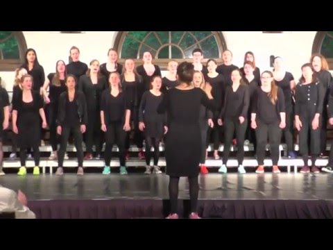 Jugendchor Vivo der Musikschule Basel: I wish, EJCF Basel 2016