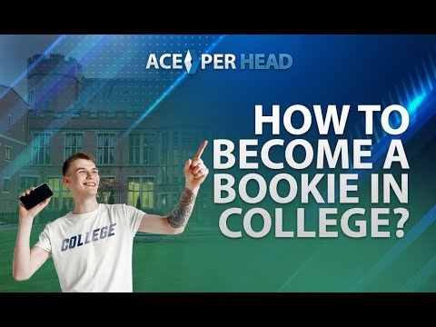 How to Become a Bookie in College? - How Much Money Can You Expect