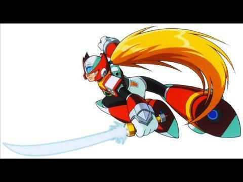 Mega Man X4 - Intro Stage (Zero)