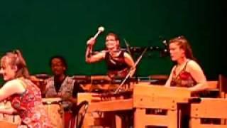 Williams College Zambezi Marimba Band plays Super Afro Beat