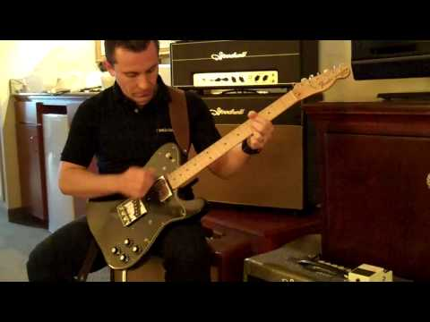 Austin Amp Show Goodsell Unibox Demo - Billy Penn 300guitars