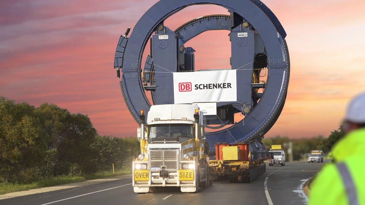 DB Schenker Australia / New Zealand - Oil and gas ...