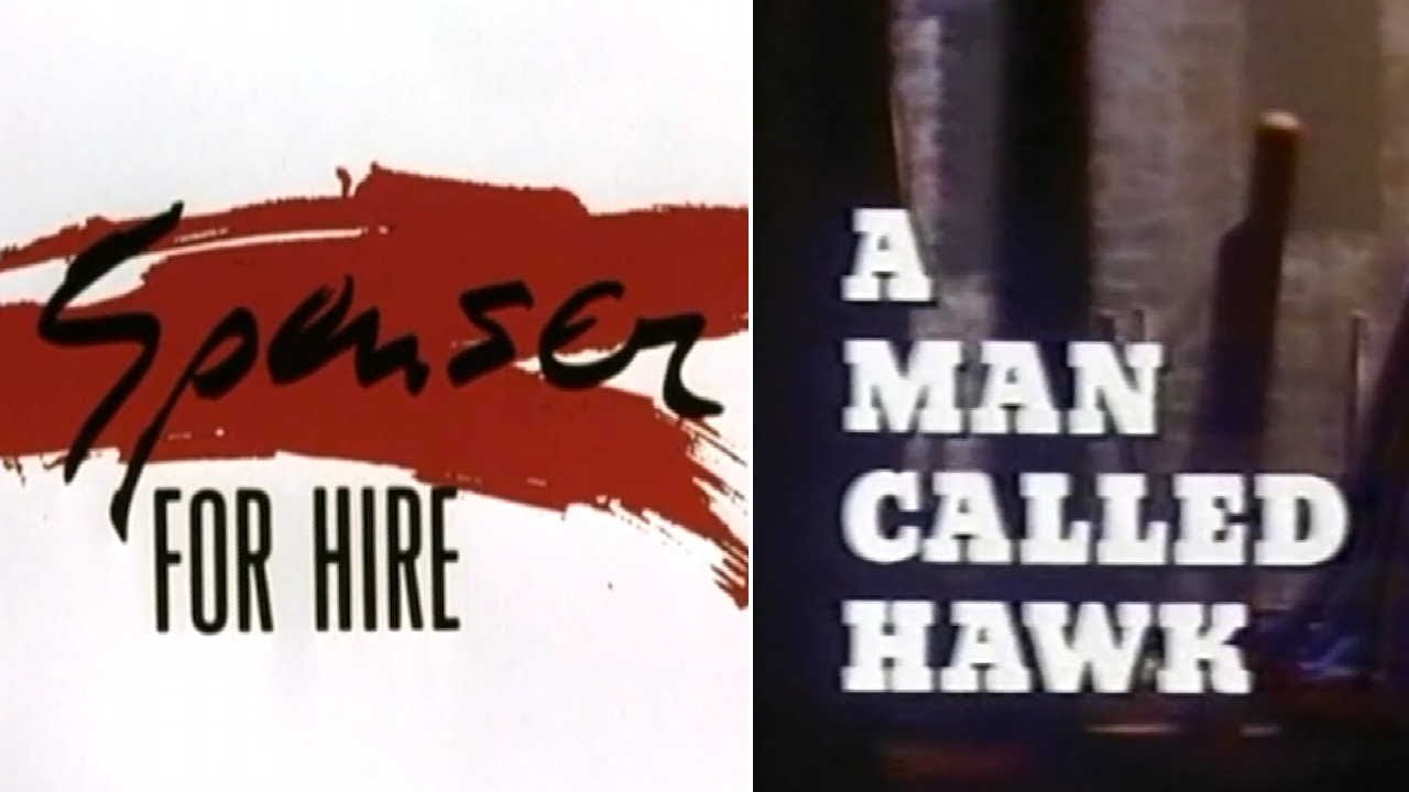 Download Classic TV Themes: Spenser for Hire / A Man Called Hawk (Stereo)