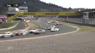 2014 AUTOBACS SUPER GT Round1