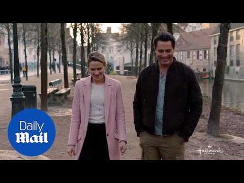 Shantel VanSanten and Victor Webster in Love Blossoms trailer
