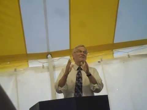 New HARBOUR Gospel Tent Marvin Derksen July 31st2014