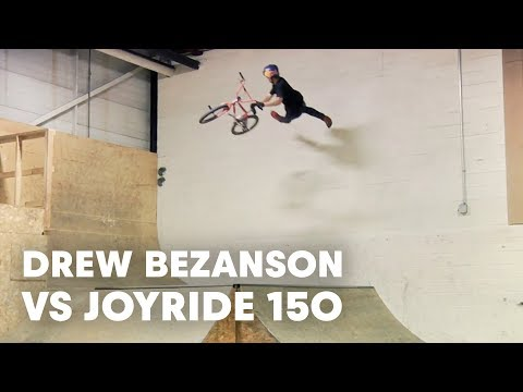 Drew Bezanson vs Joyride 150