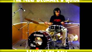 """Max Klots' """"The New Drummer's Guide DVD+Book"""" Trailer"""