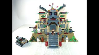 LEGO Indiana Jones - Temple of the Crystal Skull - Review - Set: 7627