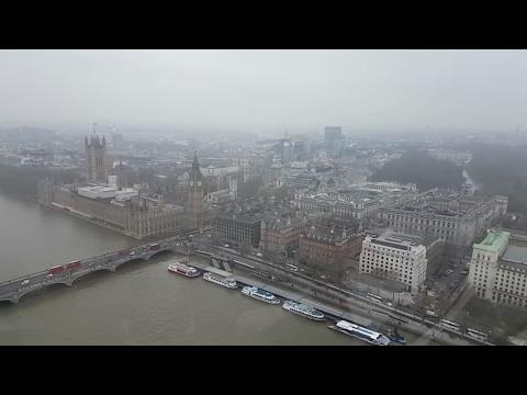 Onboard The London Eye - Daytime.