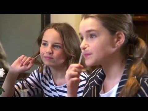 Modowe wyzwanie Minnie | Perfumy | Disney Channel Polska