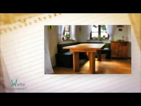 schreinerei welte ihre schreinerei am hochrhein waldshut tiengen youtube. Black Bedroom Furniture Sets. Home Design Ideas