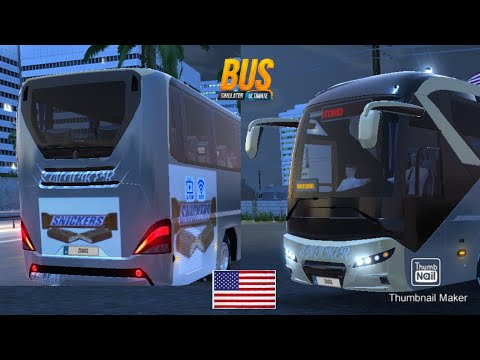 morning-trip-in-u.s-routes,-bus-simulator-ultimate,-neopan-tourline-bus,|arkatgames-|