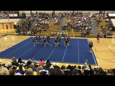 Allatoona HS - 6A from Longhorn Cheer Classic at Lambert HS on 9/24/2016