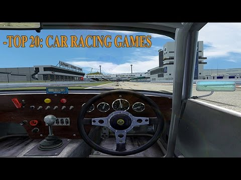 Top 20 Car Driving Games Youtube