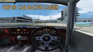 Top 20 Car Driving Games