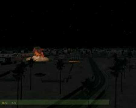 Firefight in Sakakah