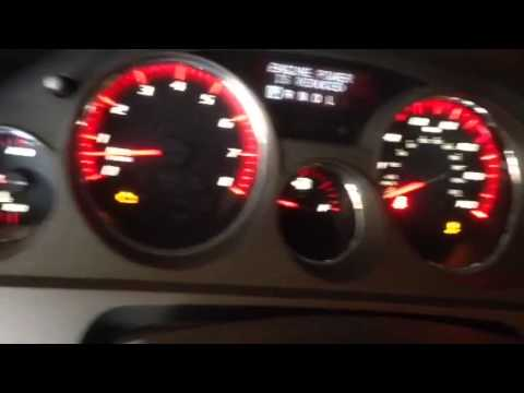 GMC 2011 ACADIA AWD stabilitrak MALFUNCTION - YouTube
