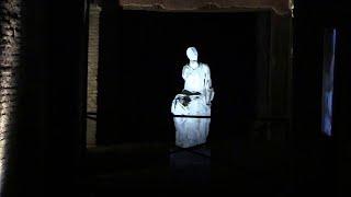 Riapre la Domus Aurea: ritorno nelle favolose grotte di Nerone