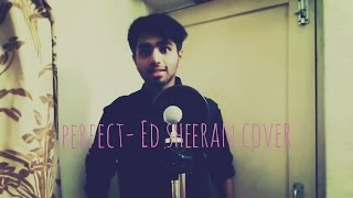 Gambar cover Ed Sheeran - Perfect [Official Lyric Video] Cover