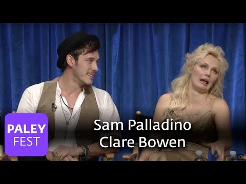 Nashville - Sam Palladino and Clare Bowen On When They Sang Together for the First Time