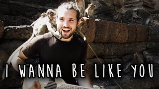 Baixar I Wanna Be Like You - Jungle Book [Julien Mueller Cover] - VOICYCLE