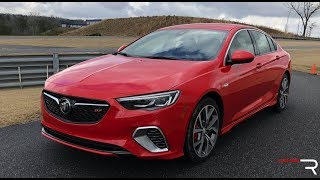 2018 Buick Regal GS – The Return Of The Grand National?