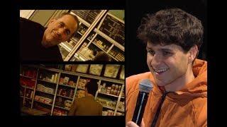 "Vampire Weekend's Ezra Koenig breaks down 'Father Of The Bride,' ""Sunflower"" cameos, and bagels! Video"