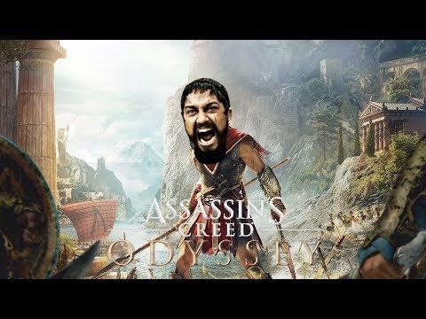 Assassins Creed Odyssey: This Is Sparta Remix