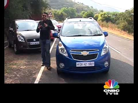 Overdrive First Drive - Chevrolet Beat