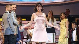 Rocío Madrid imita a Rocío Durcal en 'Trébole' - Tu Cara Me Suena