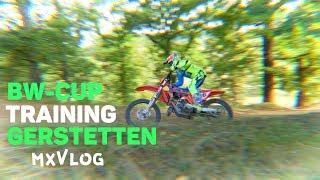 BW-Cup Training Gerstetten l MXvlog
