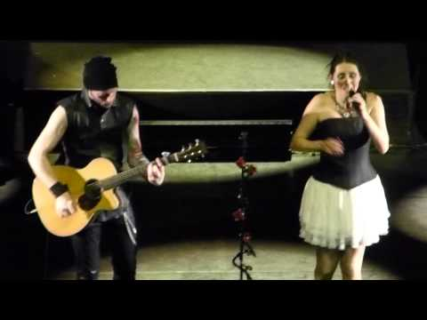 Within Temptation - Sinéad (acoustic) (live Koninklijk Theater Carré Amsterdam 02/03/15)