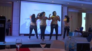Bollywood Mix Dance Performance 2015