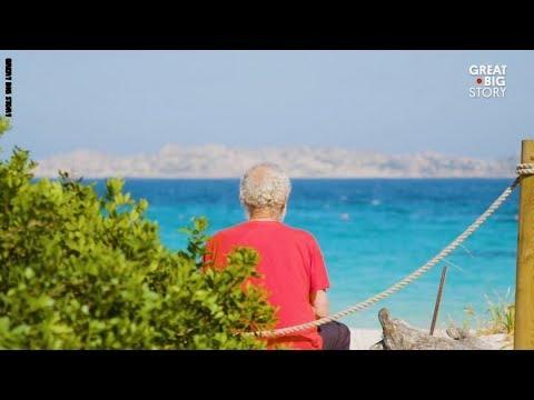 رجل يعيش وحده على -جنة الأرض- منذ 29 عاماً  - نشر قبل 5 ساعة