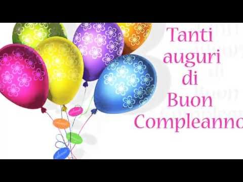 Auguri Buon Compleanno 7 Anni.Compleanno Nicole 7 Anni Youtube