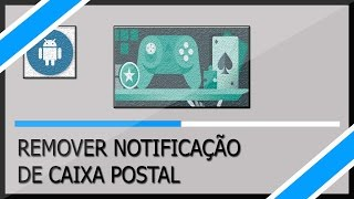 Remover notificação de Caixa Postal/Correio de voz
