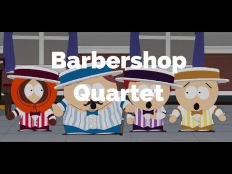 Barbershop Quartet-South Park (Lyrics)