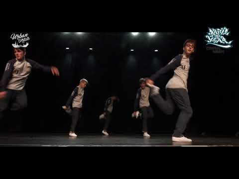 BOTY Central Europe 2018 | UFA Crew (AUT) | Showcase