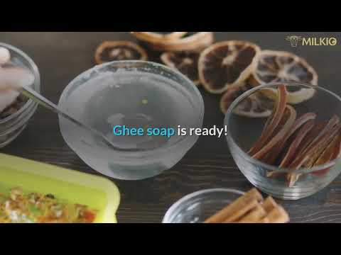 Ghee Soap: How to Make It at Home?